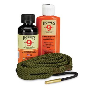 Hoppe's 1.2.3. Done! .22 / .223 / 5.56 Rifle Cleaning Kit