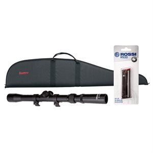 RS22 Bundle Promo Tasco Scope / GunMate Case / Magazine