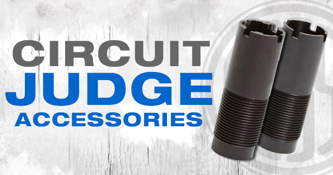 Buy Online Circuit Judge Accessories