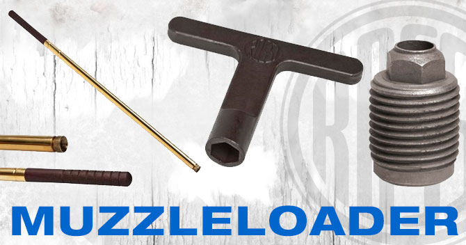 Buy Online Muzzleloader Accessories